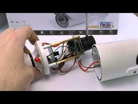 IN-5905 HD Lense Adjustment