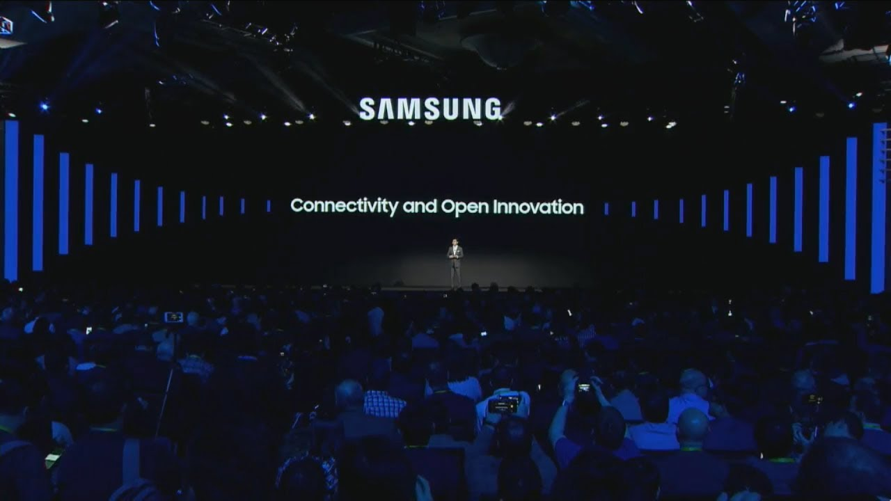 Samsung CES 2018 event in 10 minutes thumbnail