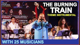 The Burning Train Title Instrumental I R D Burman I Hindi Songs Instrumental I #Bollywoodsongslive