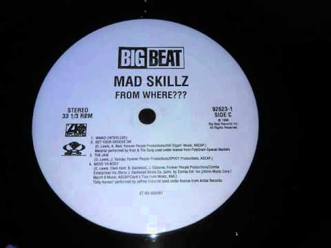 Mad Skillz - Move Ya Body (DJ Clark Kent Prod. 1996) Mp3