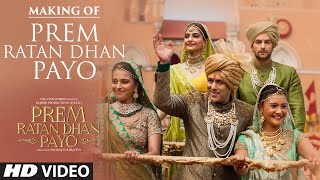 Prem Ratan Dhan Payo Official Trailer