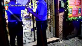 preview picture of video 'Chiusa una fraschetta di Ariccia. L'accusa: truffa e riciclaggio'