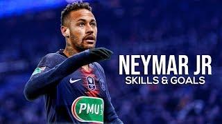 Neymar Jr 2019 ►the Monster ● Crazy Skills Amp Goals Hd