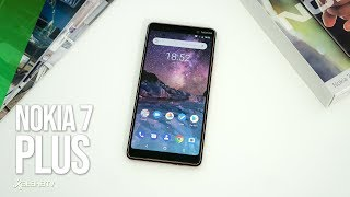 Nokia 7 Plus, review