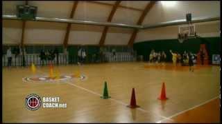 <p>Marco Tamantini - Giochi di lettura nel minibasket</p>