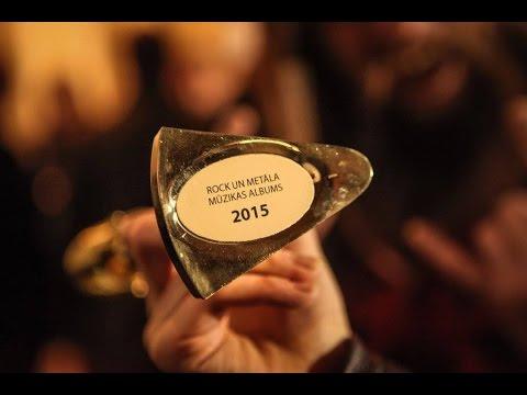 Skyforger receives Latvian Music Award 2015