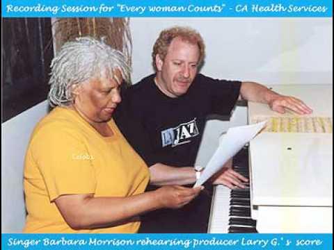 Barbara Morrison Mammogram Spot