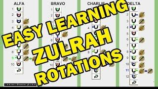 EASY ZULRAH LEARNING - Interactive Zulrah Learning Tool