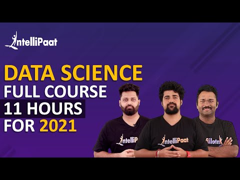 Data Science Online Course | Data Science Courses ... - YouTube
