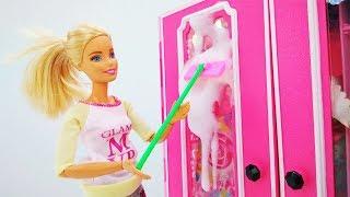 Барби и Кен ждут гостей - Игры Барби для девочек