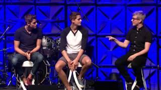 Tyler Oakley Interviews Jack And Finn Harries (jacksgap)