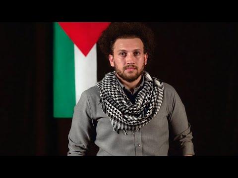 رسالة جو شو للفلسطينيين