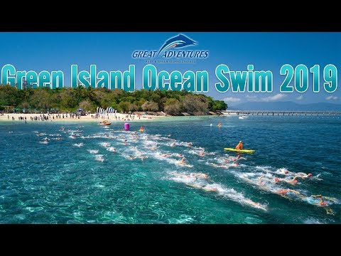 Great Adventures Green Island Ocean Swim