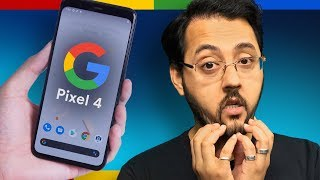 Google Pixel 4 XL apparently revealed in video