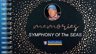 Mon ALBUM 2019 SYMPHONY Of The SEAS de ROYAL CARIBBEAN