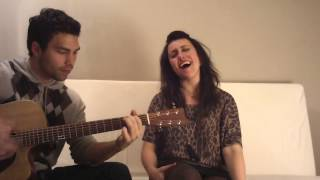 """Melanie Taylor """"Cease Fire"""" acoustic with Jared Cattoor"""