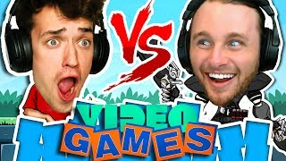 SSUNDEE VS CRAINER: THE VIDEO GAME CHALLANGE OF GOODER
