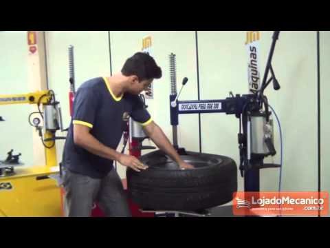 Desmontadora e Montadora Semi-automática Trifásica - Video