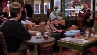 'Friends' coffee shop comes to NYC