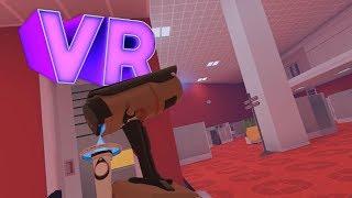 VR - Самые смешные моменты №1 (Mr.Marmok)