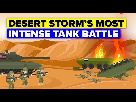 Download The Battle Of 73 Easting - The Most Intense Tank Battle In History HD Mp4 3GP Video and MP3