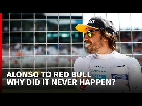 Alonso to Red Bull: Why did it never happen?