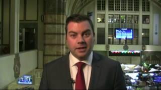 BRENT CRUDE OIL - Van Cleef stelt Brent-prijs ramingen H1 '17 neerwaarts bij