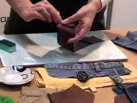 Textilkleber Lederkleber ohne Bügeln , Nähen ohne Nadel und Faden BerFix