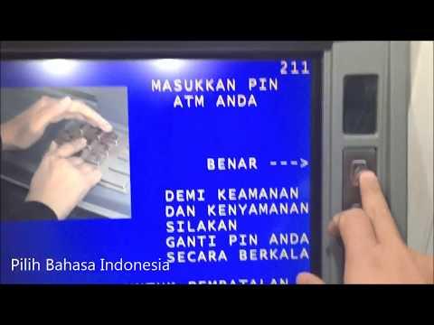 Gimana Cara Setor uang dan tarik tunai ke ATM BNI di mana saja