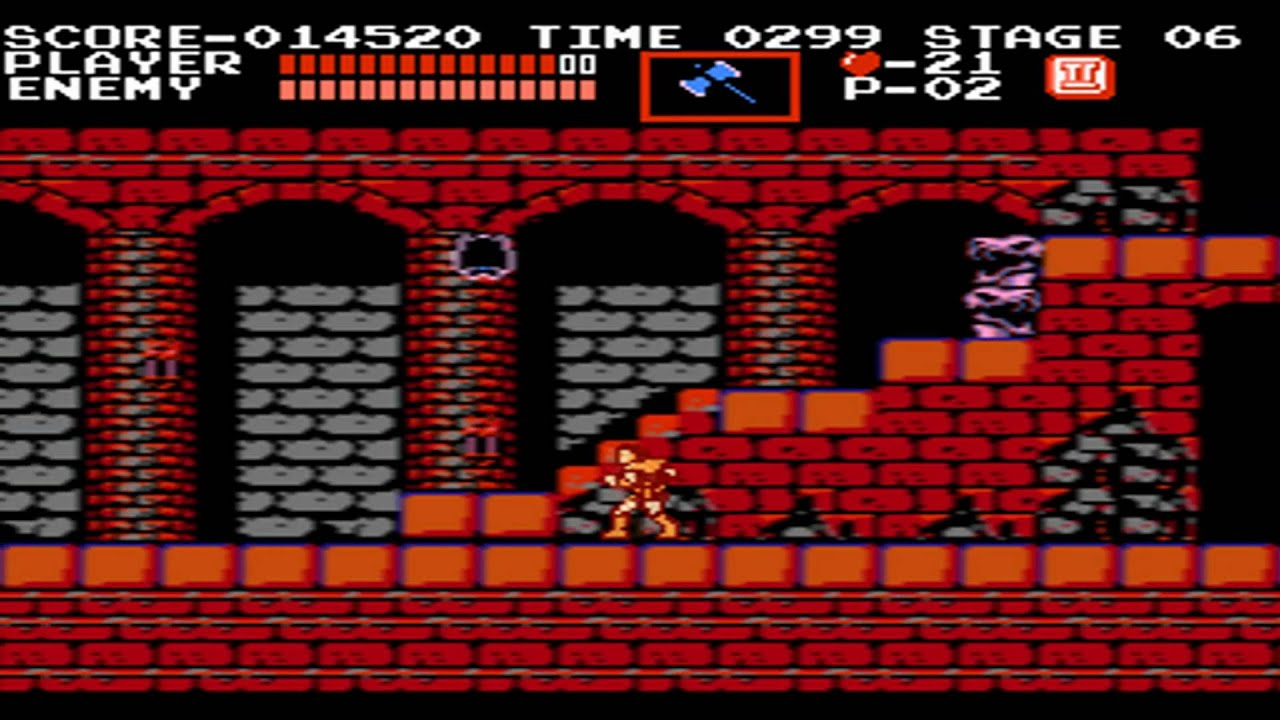 Finding The Fun Medusa Heads In Castlevania
