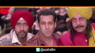 "Po Po (Full Video Song)  - ""Son Of Sardaar | Salman Khan, Sonakshi Sinha, Ajay Devgn"