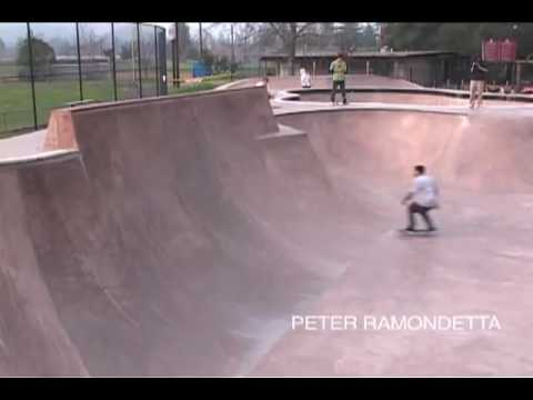 St Helena Skatepark - A Day In Wine Country