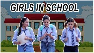 GIRLS IN SCHOOL    Sibbu Giri