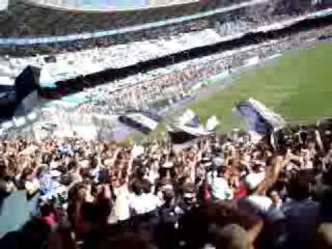 """""""Hoy le cuento al amargo.wmv"""" Barra: La Banda de Fierro 22 • Club: Gimnasia y Esgrima"""