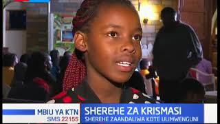 Viongozi wa Kenya watoa zawadi kwa umma katika msimu wa Krismasi