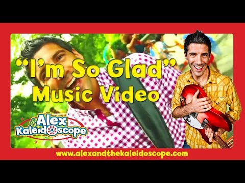 "New York City Central Park Music Video For Children ""I'm So Glad!""..."