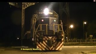 preview picture of video 'GP-40M3 de la Minera Alumbrera + 55 TM's vacías por La Banda (19-02-14)'