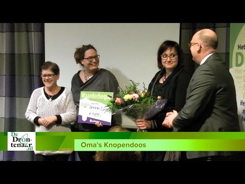 VIDEO | Oma's Knopendoos gaat hele lijst aan activiteiten organiseren in Dronten