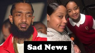 Nipsey Hussle's Daughter Emani Crying For Help And Fans Want Lauren London To Intervene.