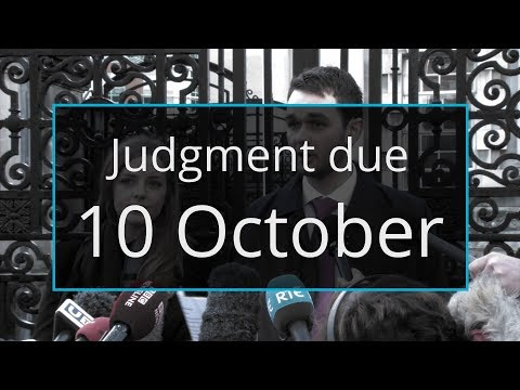 Ashers: Judgment due 10 October