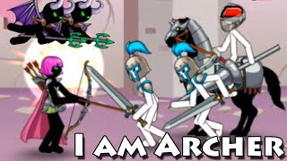 I am Archer! Clone Armies stickmen! Good Clone Stick War! война стикменов! #2 \ стикмен 2018