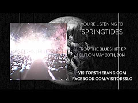 Springtides Lyric Video (Blueshift out 5.20.14)