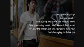 Brian Joo - Bullet (English version) with lyrics