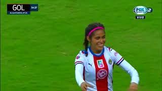 Resumen | Chivas Femenil 4 - 2 América Femenil | Apertura 2019  - Jornada 10 | LigaBBVAMXFemenil