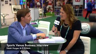 Interview with Dimitri Huygen, European Stadium & Safety Management Association (ESSMA)