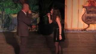 Amarti è l'immenso per me,Eros Ramazzotti e Antonella Bucci cover,Marta Neviani e Daniele Cicconetti