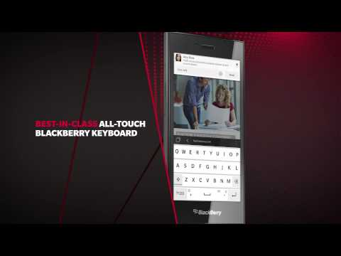 The New 5-Inch HD BlackBerry Leap