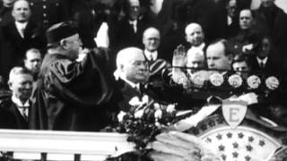 Mar. 4, 1925: Inaugural Ceremonies for Calvin Coolidge