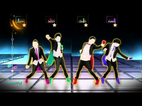 Just Dance 4 - What Makes You Beautiful - One Direction - 5 Stars