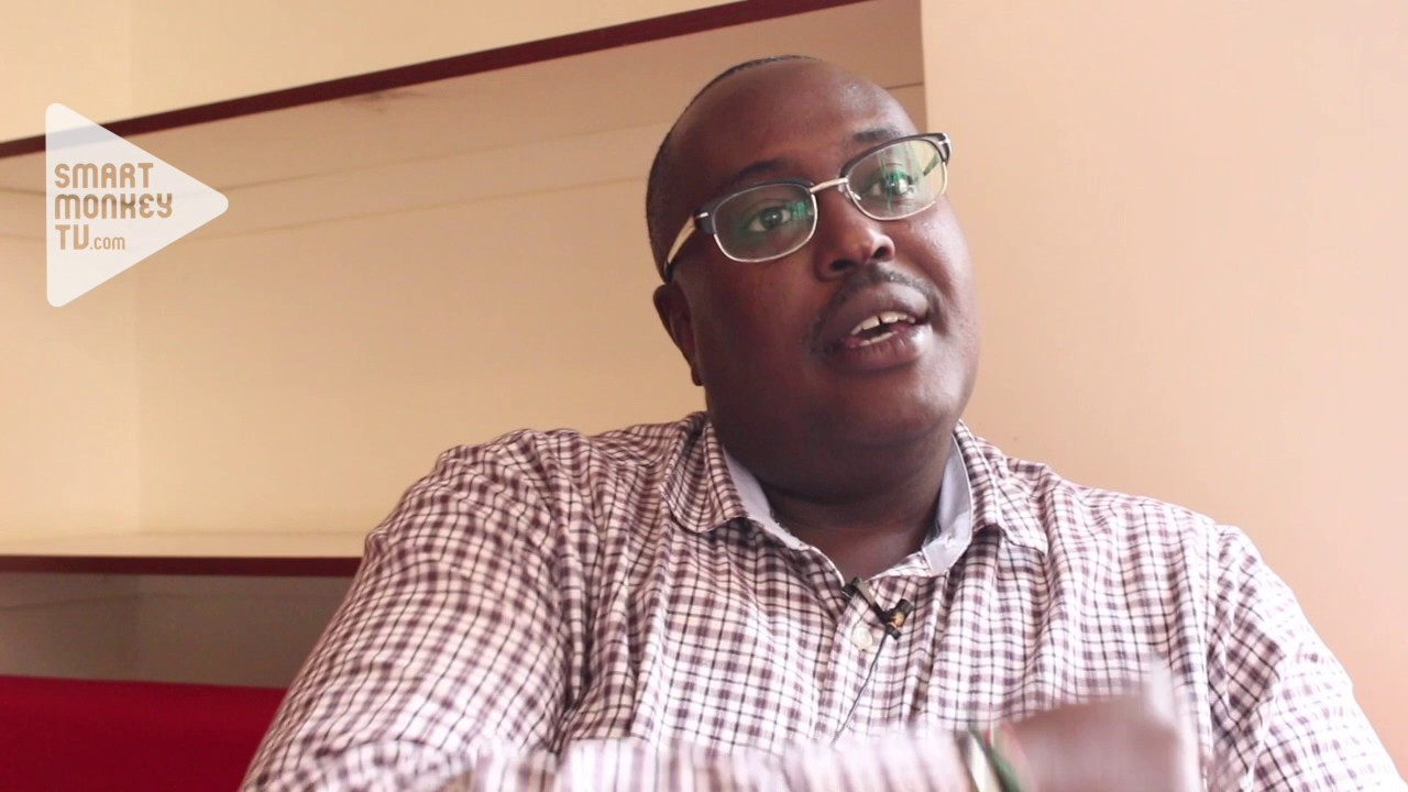 James Kabiru, Olive Tree Media on how SMS is a key medium for health and agricultural services